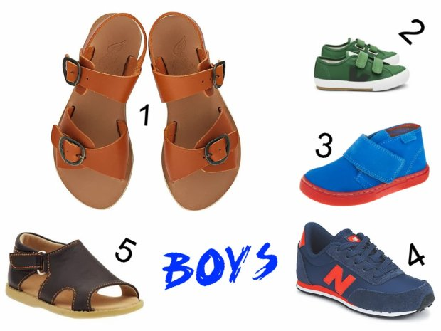 SUMMER SHOES FOR KIDS - Les enfants à Paris