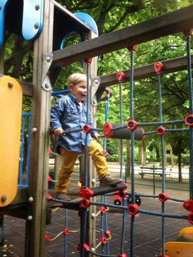 Jardin du luxembourg les enfants paris for Art du jardin zbinden sa