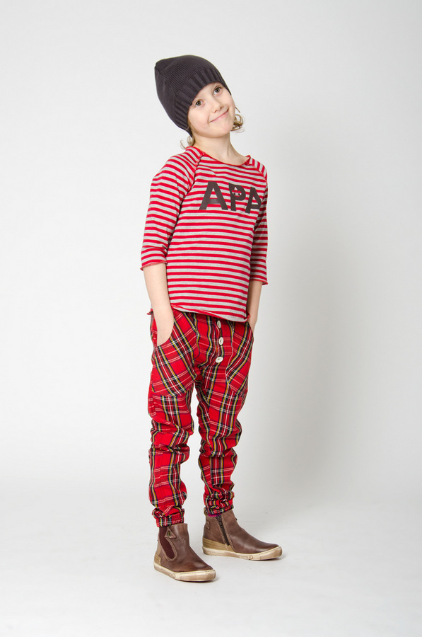 Shampoodle_AW13_Plaid_Pants