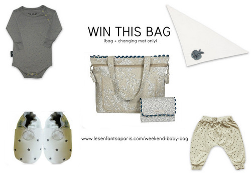 Win Aliolikids bag