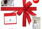 maysons.nl gift vouchers