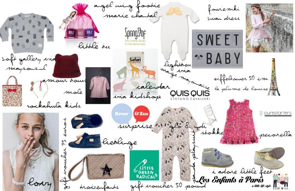 Advent Calendar Les enfants a Paris