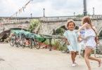 Les enfants a Paris goes London