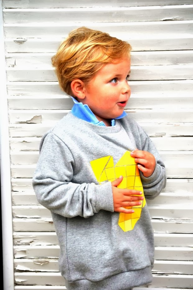 Alexander in Shampoodle