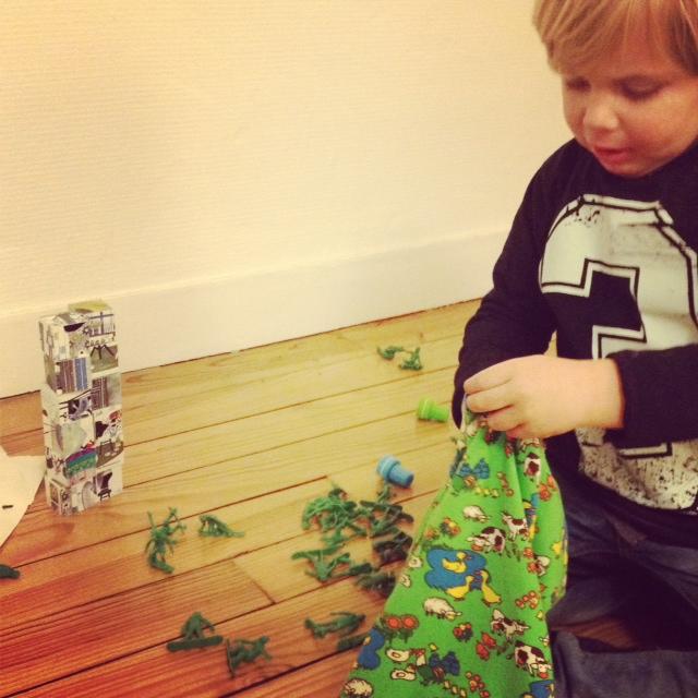 AJ's Toy Boarders