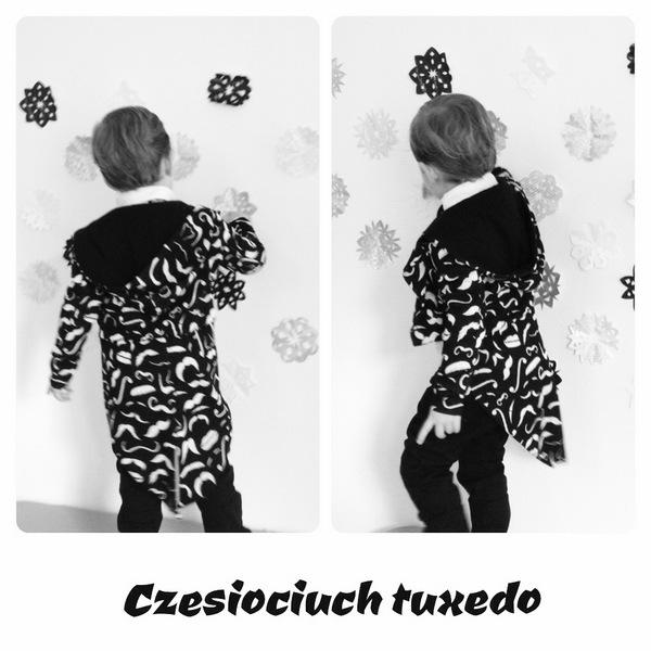 Czesiociuch Tuxedo jacket
