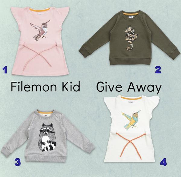 Filemon Kid Give Away