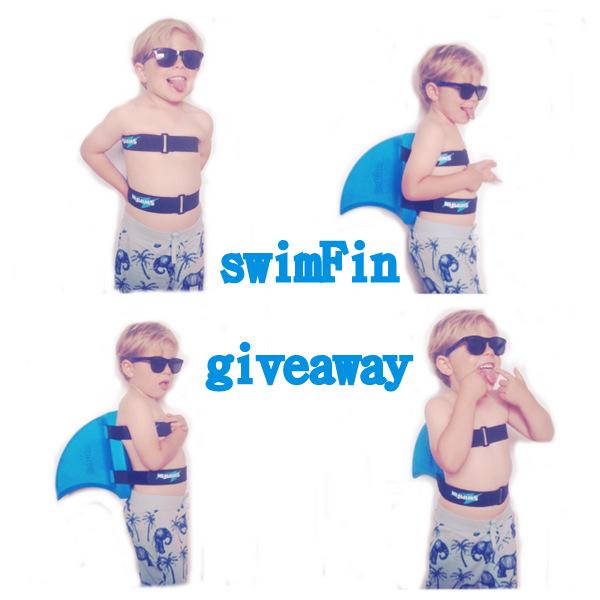 Swimfin giveaway