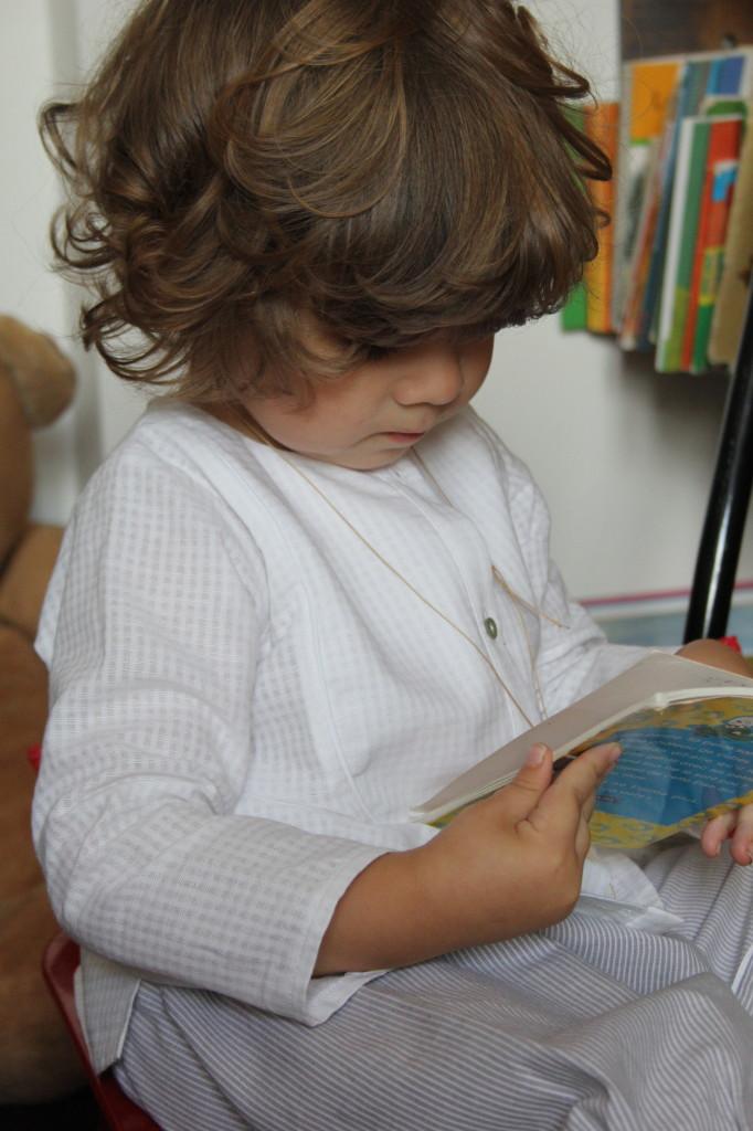 Lazare reading