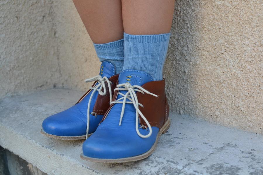 Ocra shoes