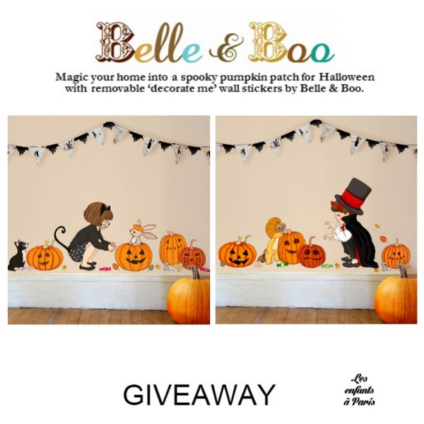 Belle and Boo Giveaway