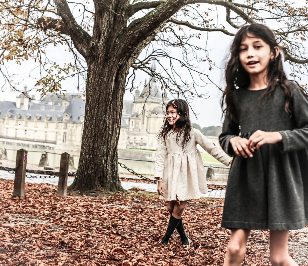 Autumn in Chantilly