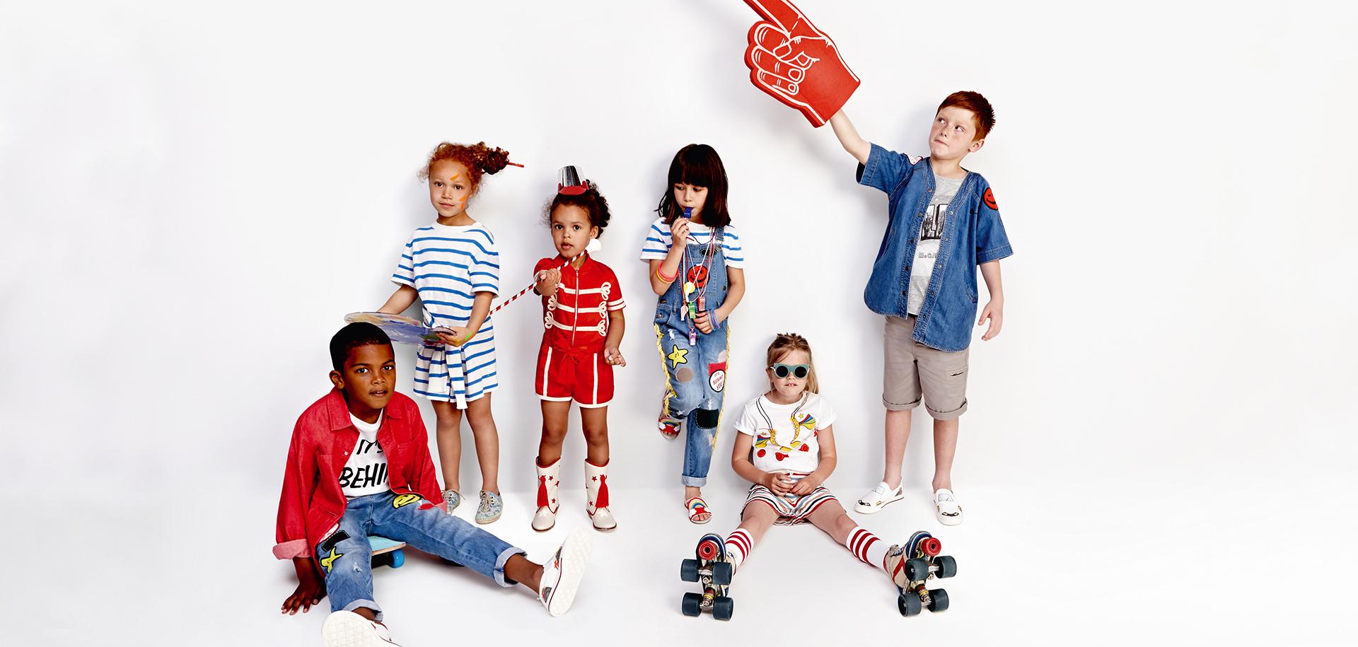 Stella McCartney Kids summer 2015