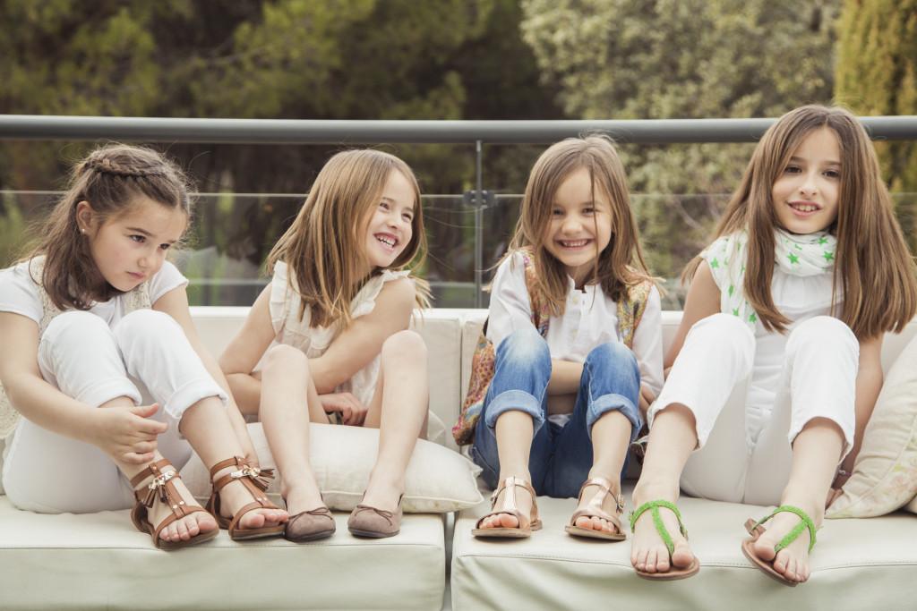 SUMMER SHOES - Les enfants à Paris
