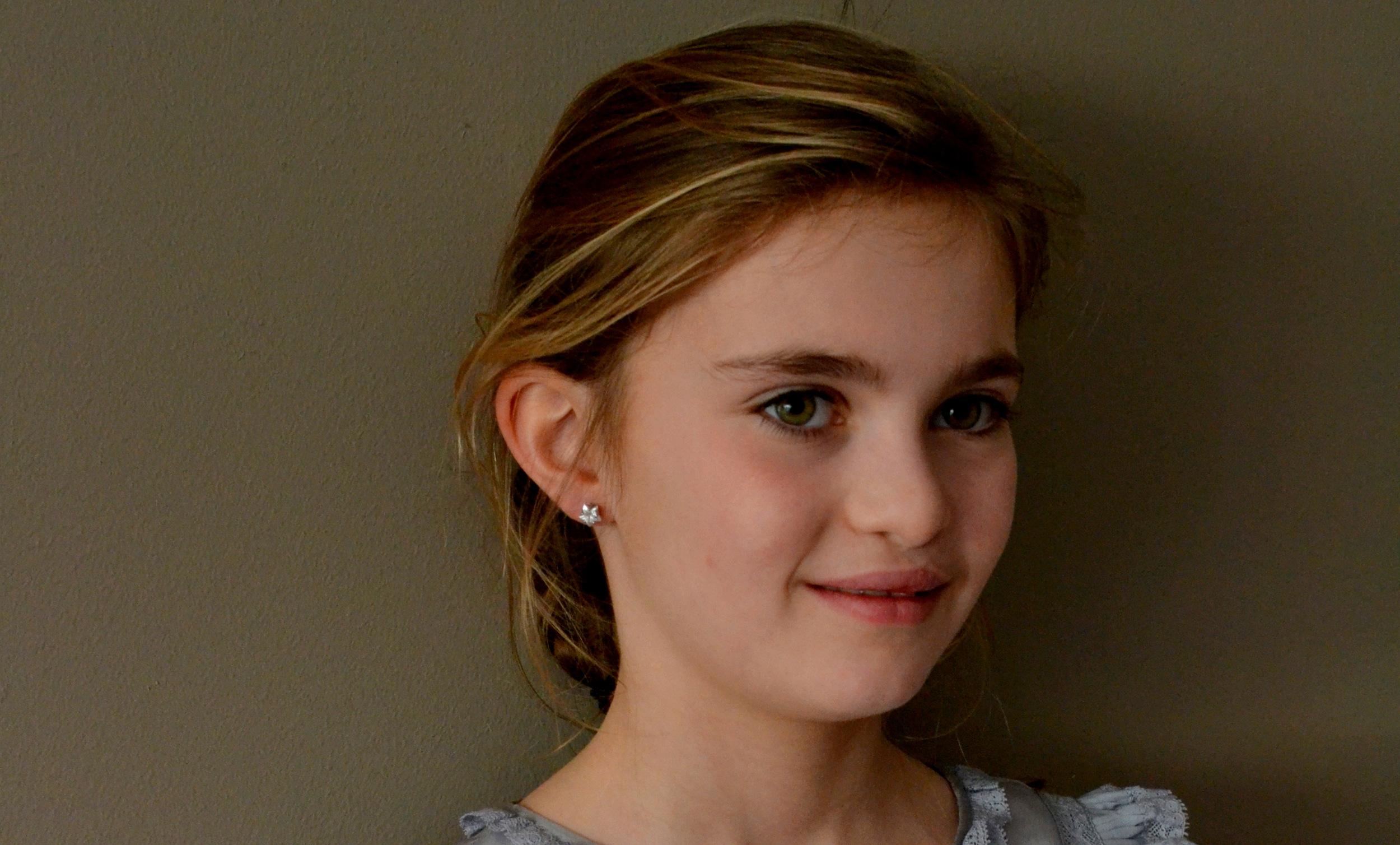 Ear Piercing For Children Les Enfants A Paris