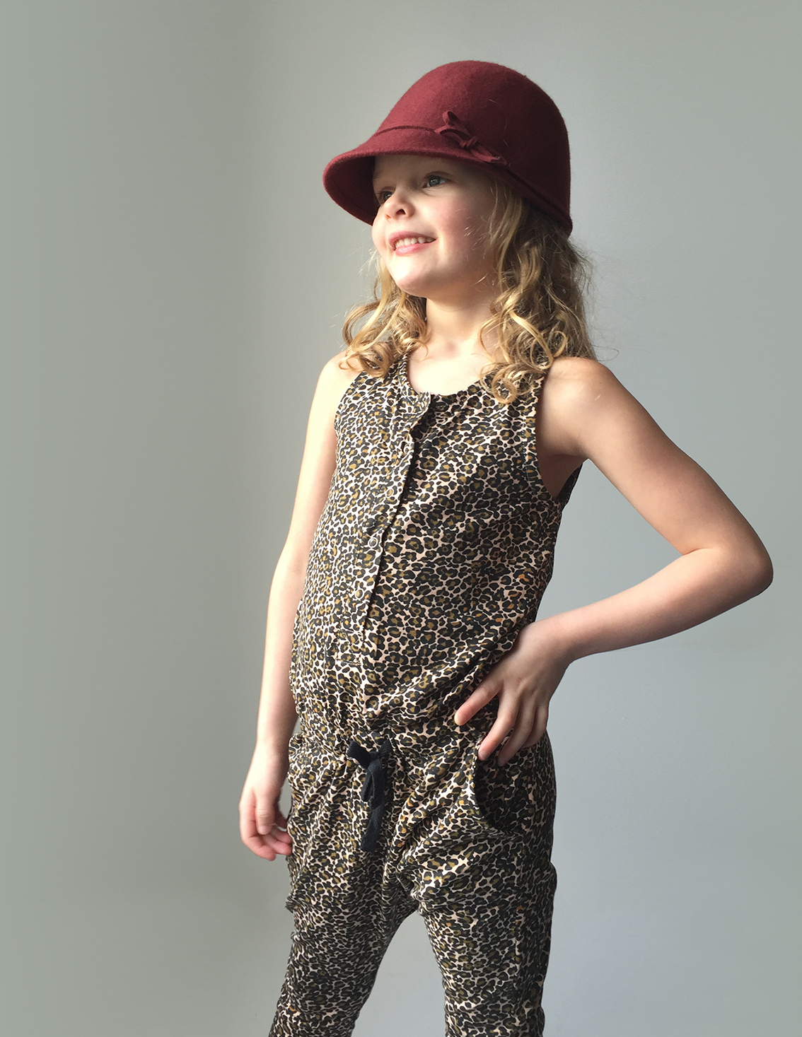 Soft Gallery Leopard Suit