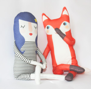 Mr. Fox and Sweet Sara