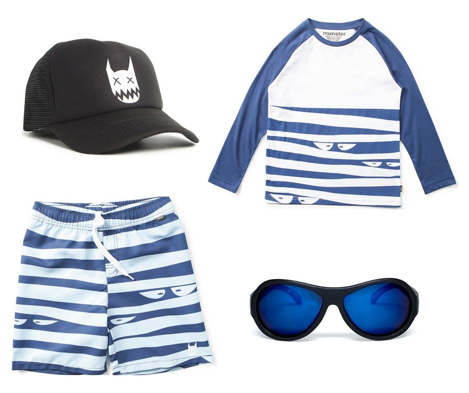 beach outfit kidshop