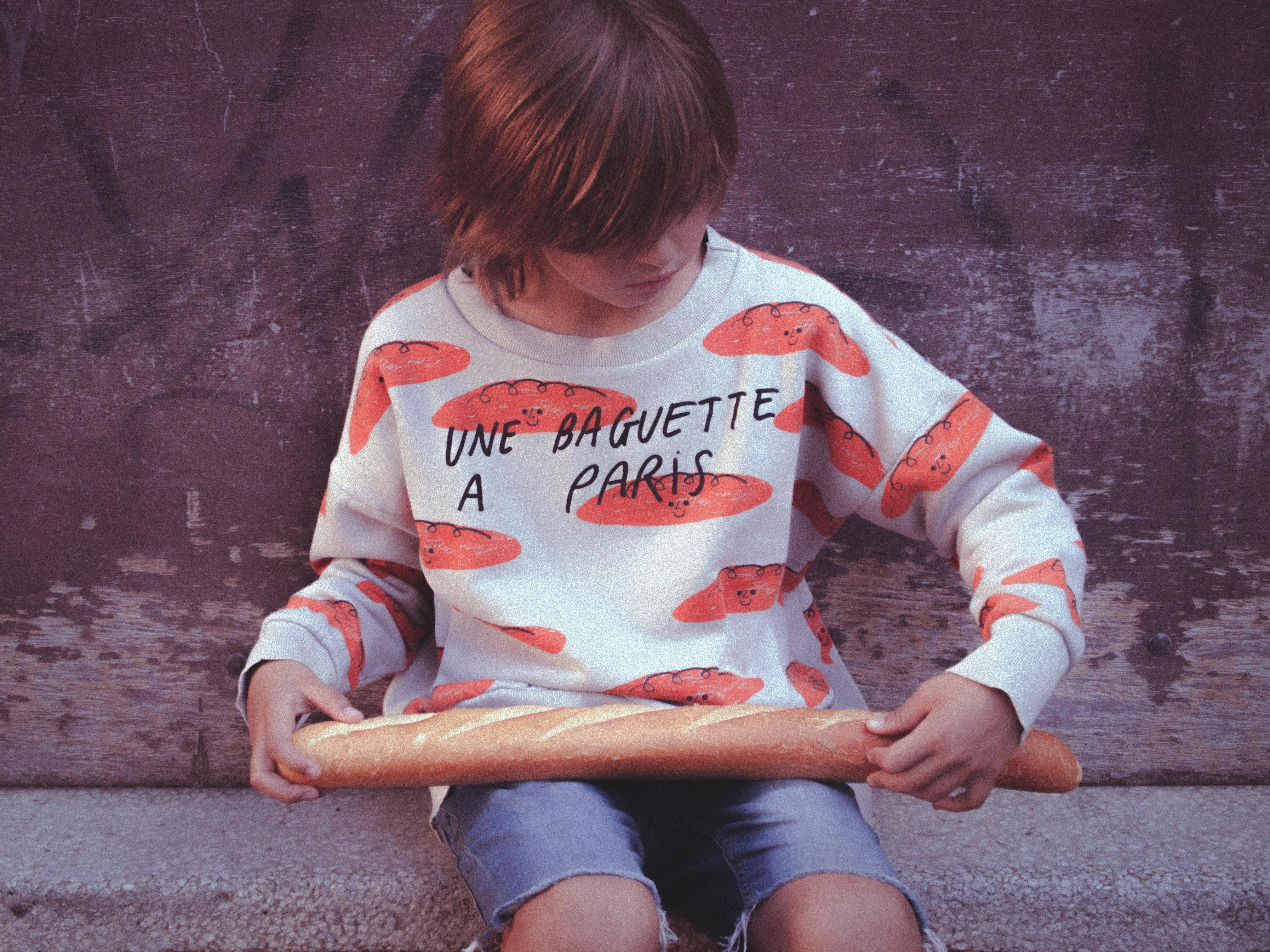 Une baguette a Paris