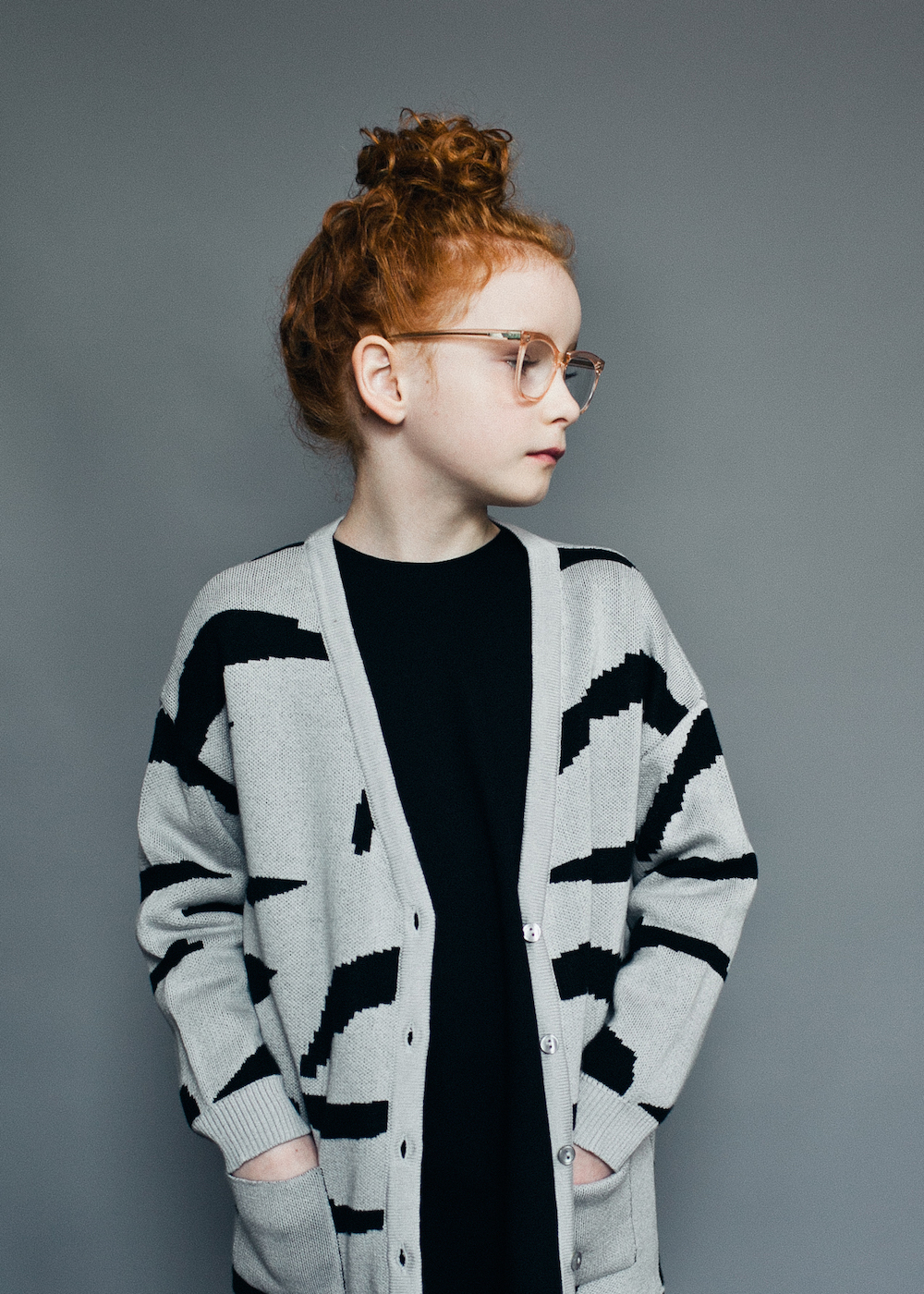 Beau-Loves-AW16-Grey-Tiger-Knitted-Cardigan