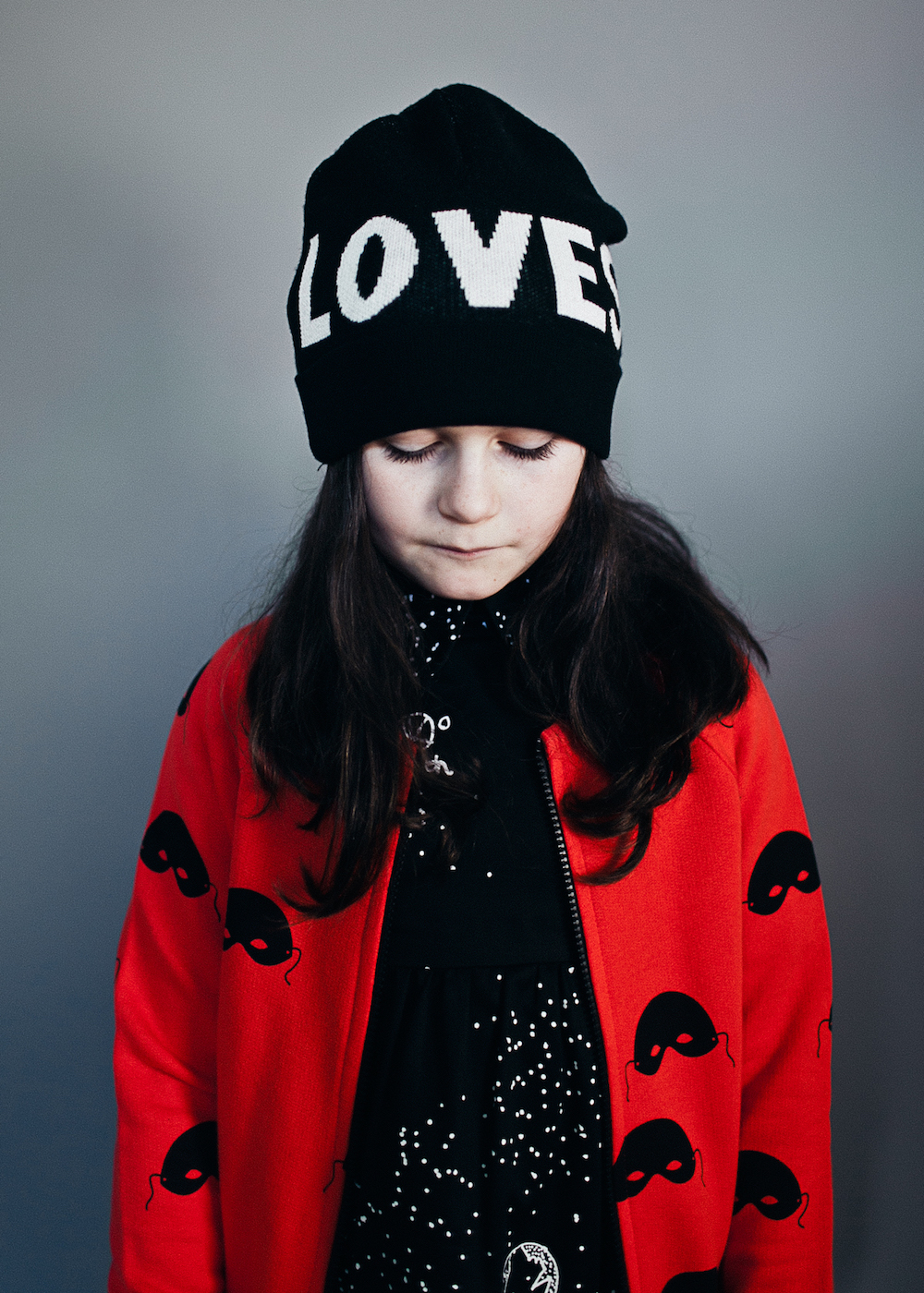 Beau-Loves-AW16-Loves-Hat-Red-Jacket