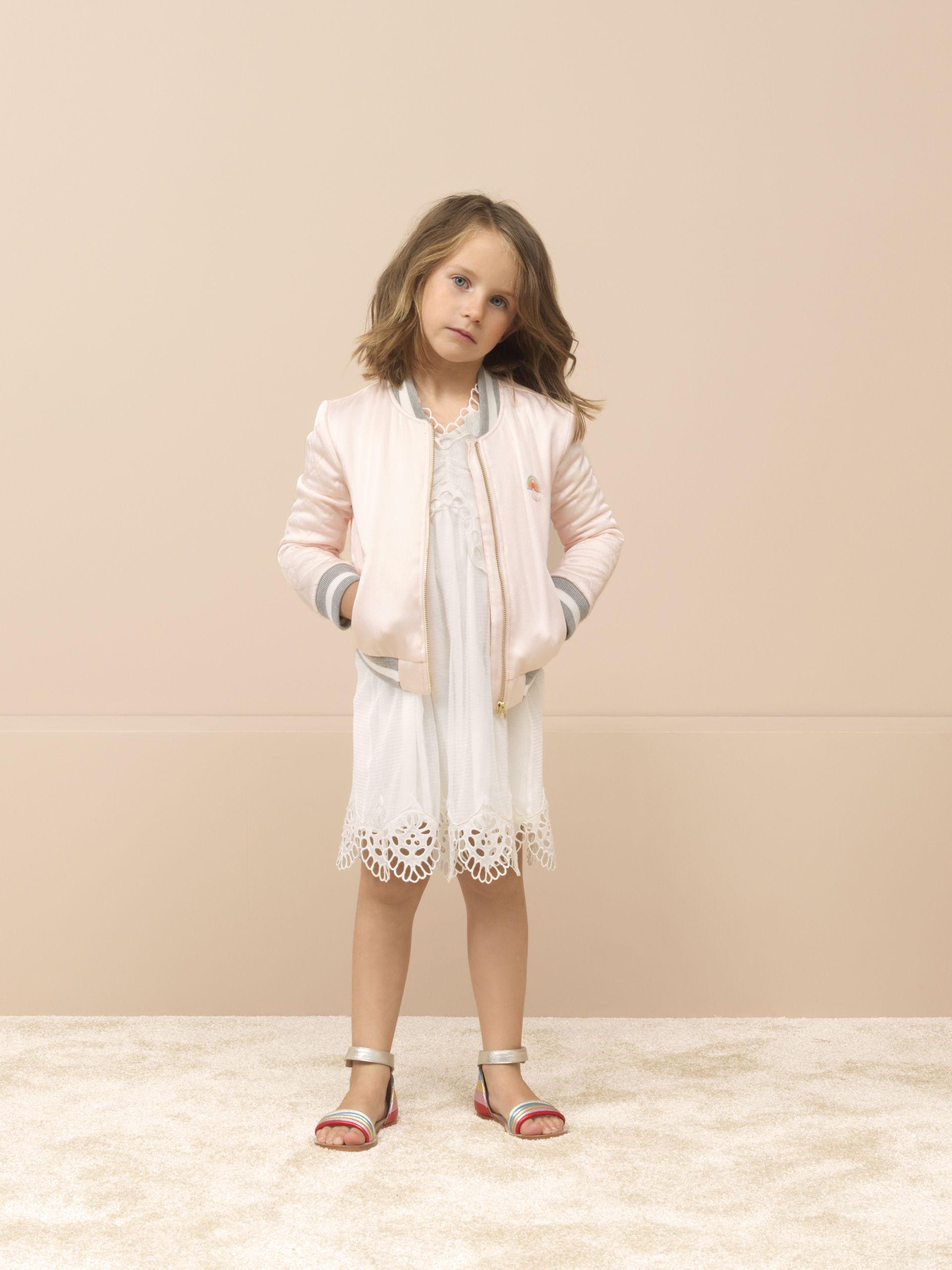 Little Chloe Girls Ss17 Les Enfants 224 Paris