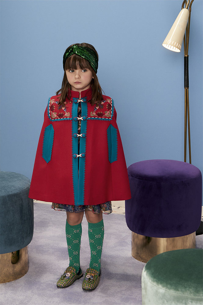 Gucci Kids Aw17 Les Enfants 224 Paris