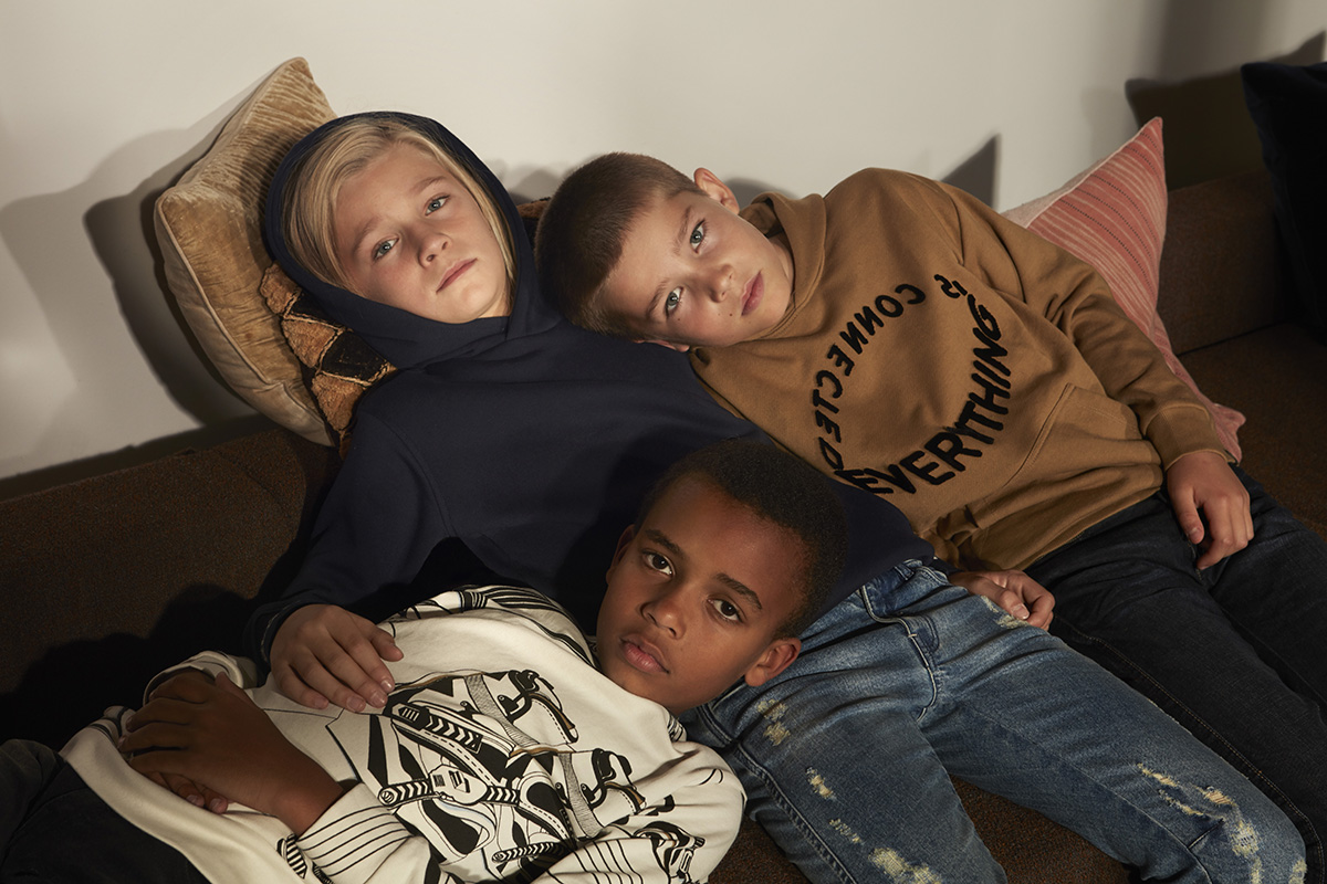 d0223c35b02e MOLO AW18 COLLECTION - Les enfants à Paris