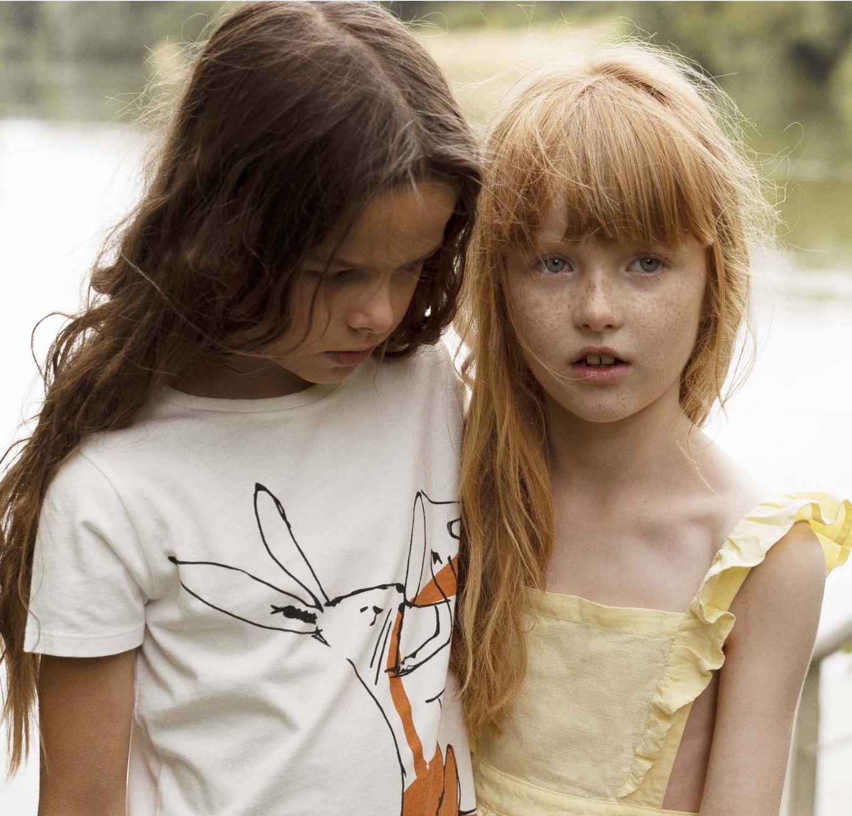 A Barefoot Summer Emile Et Ida Ss19 Les Enfants A Paris